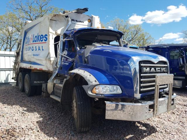 Mack Vehiculos salvage en venta: 2016 Mack 800 GU800
