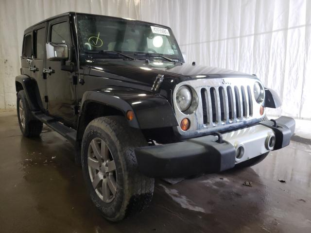Salvage cars for sale from Copart Central Square, NY: 2012 Jeep Wrangler U