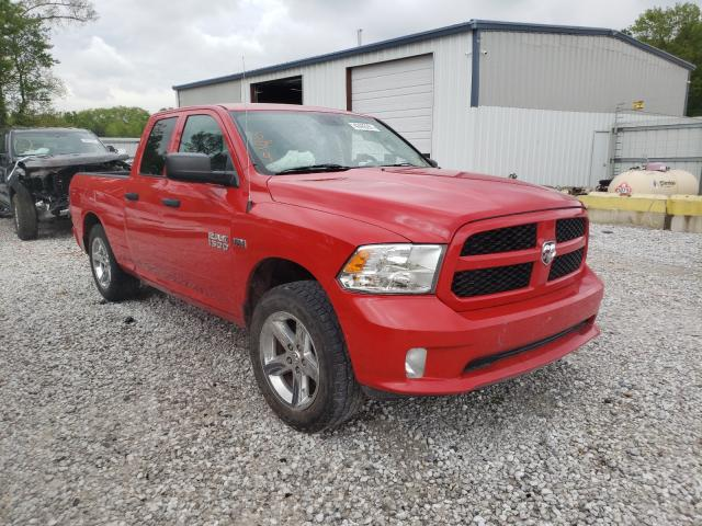 Vehiculos salvage en venta de Copart Rogersville, MO: 2015 Dodge RAM 1500 ST