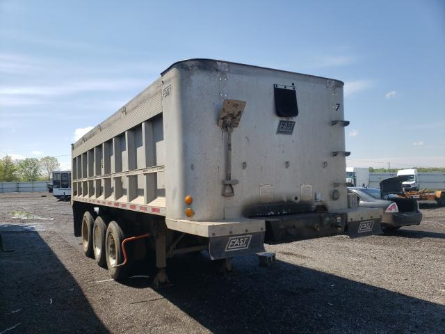 East Manufacturing Dumptraile salvage cars for sale: 1996 East Manufacturing Dumptraile