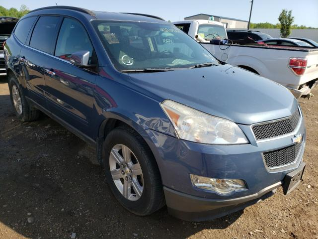 Salvage cars for sale from Copart Louisville, KY: 2012 Chevrolet Traverse L