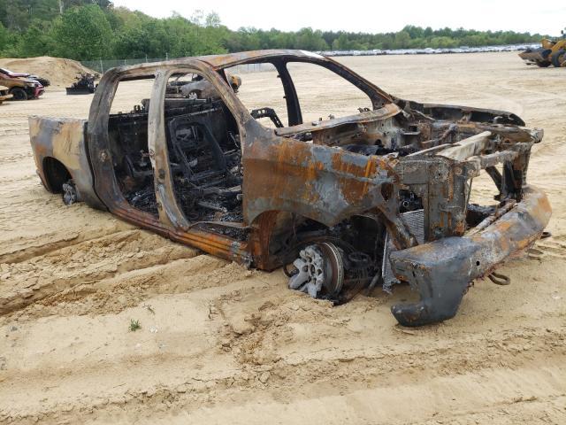 Salvage cars for sale from Copart Seaford, DE: 2019 Chevrolet Silverado