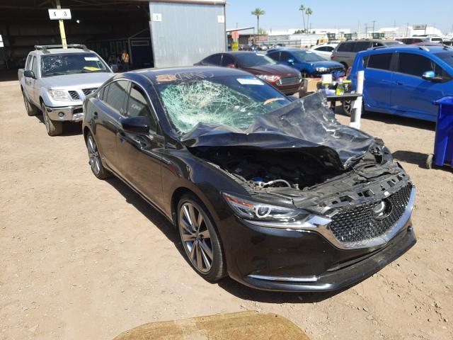 Mazda Vehiculos salvage en venta: 2018 Mazda 6 Signatur