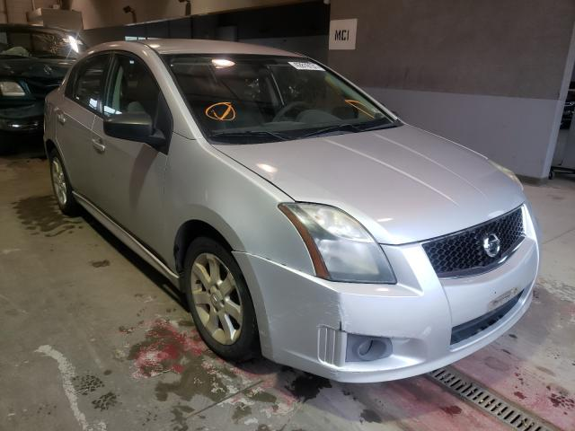Salvage cars for sale from Copart Sandston, VA: 2011 Nissan Sentra 2.0