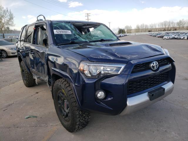 2016 Toyota 4runner SR en venta en Littleton, CO