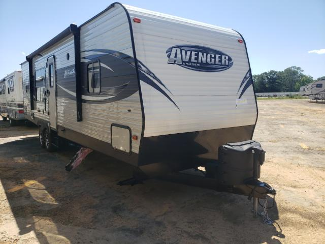 Avenger salvage cars for sale: 2016 Avenger Travel Trailer