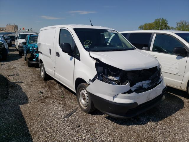 Salvage cars for sale from Copart Chicago Heights, IL: 2017 Chevrolet Express