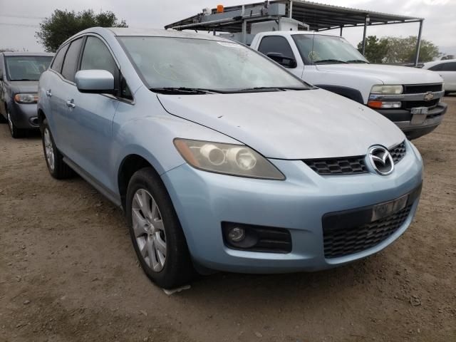 Salvage cars for sale from Copart San Diego, CA: 2007 Mazda CX-7
