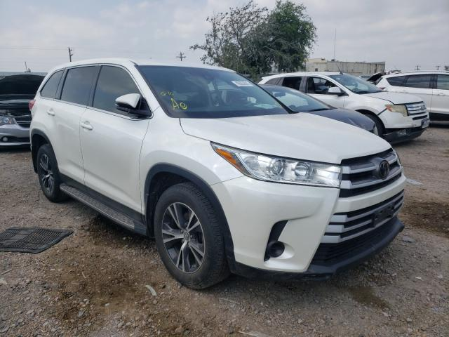 2019 Toyota Highlander for sale in Mercedes, TX