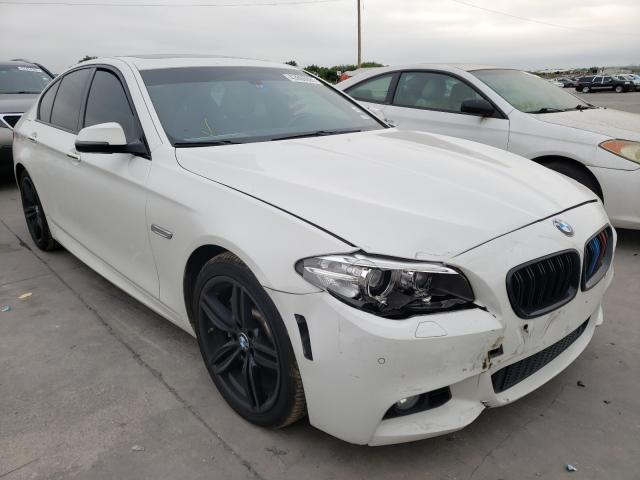 BMW salvage cars for sale: 2015 BMW 535 I