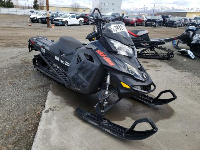 Salvage cars for sale from Copart Anchorage, AK: 2015 Skidoo Summit 800