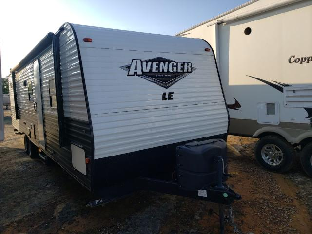 Avenger salvage cars for sale: 2020 Avenger Travel Trailer