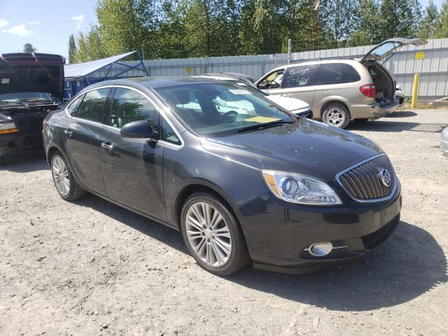 Salvage cars for sale from Copart Arlington, WA: 2014 Buick Verano