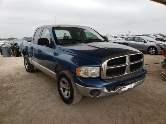 Salvage cars for sale from Copart Temple, TX: 2004 Dodge RAM 1500 S
