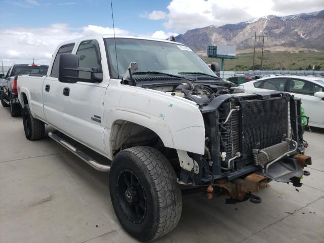 Salvage cars for sale from Copart Farr West, UT: 2006 Chevrolet Silverado