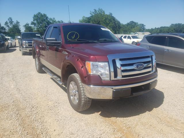 Salvage cars for sale from Copart Theodore, AL: 2009 Ford F150 Super