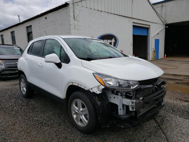 Vehiculos salvage en venta de Copart Hillsborough, NJ: 2018 Chevrolet Trax LS