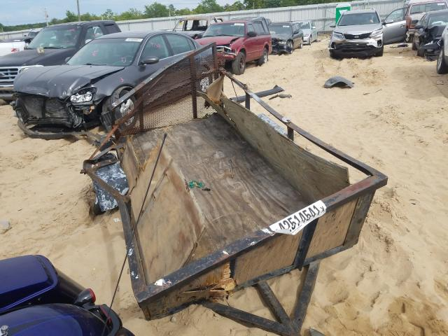 Salvage cars for sale from Copart Gaston, SC: 2011 Utility Trailer
