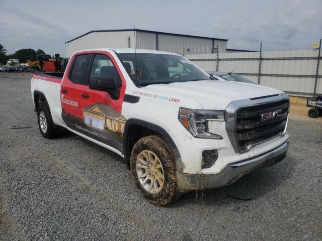 Salvage trucks for sale at Lumberton, NC auction: 2020 GMC Sierra C15