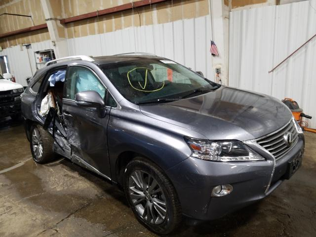 Salvage cars for sale from Copart Anchorage, AK: 2013 Lexus RX 350 Base
