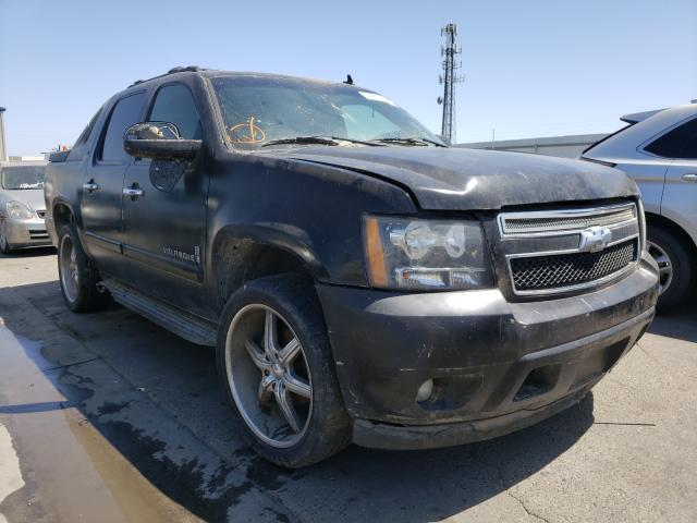 Salvage cars for sale from Copart Fresno, CA: 2007 Chevrolet Avalanche