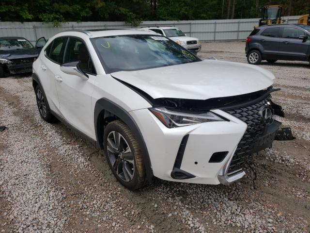 Lexus UX 200 salvage cars for sale: 2021 Lexus UX 200