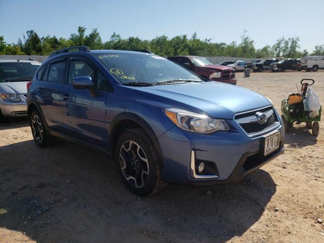 Salvage cars for sale from Copart Oklahoma City, OK: 2017 Subaru Crosstrek