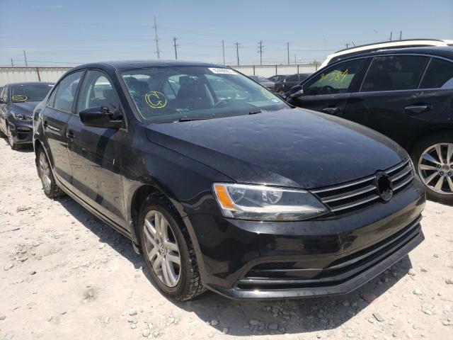 Vehiculos salvage en venta de Copart Haslet, TX: 2015 Volkswagen Jetta Base