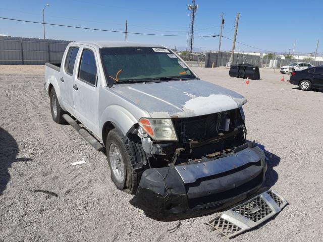 Vehiculos salvage en venta de Copart Las Vegas, NV: 2008 Nissan Frontier C