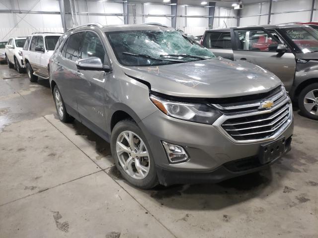 Vehiculos salvage en venta de Copart Ham Lake, MN: 2019 Chevrolet Equinox PR