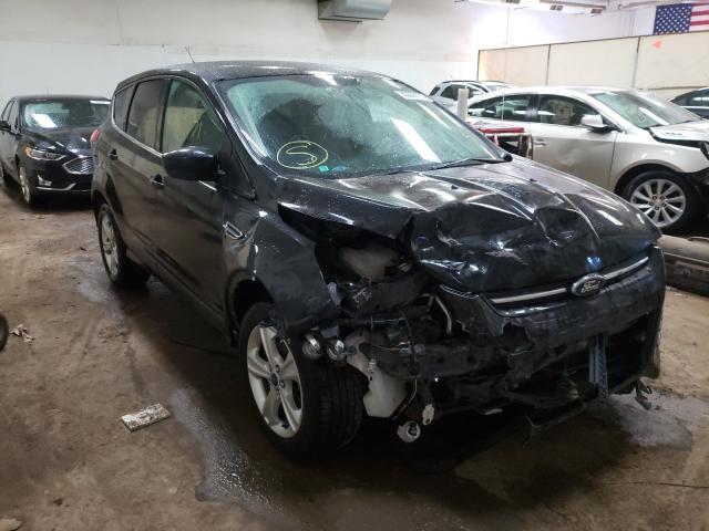 Vehiculos salvage en venta de Copart Davison, MI: 2014 Ford Escape SE
