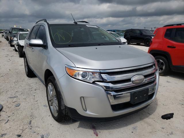 Salvage cars for sale from Copart New Braunfels, TX: 2013 Ford Edge SEL