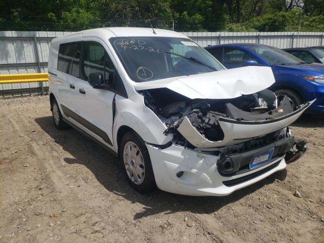 Salvage cars for sale from Copart Glassboro, NJ: 2017 Ford Transit CO