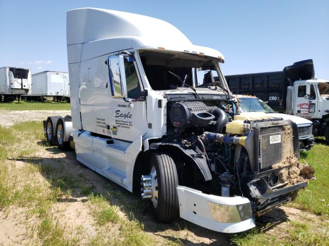 Salvage cars for sale from Copart Sikeston, MO: 2012 Volvo VN VNL