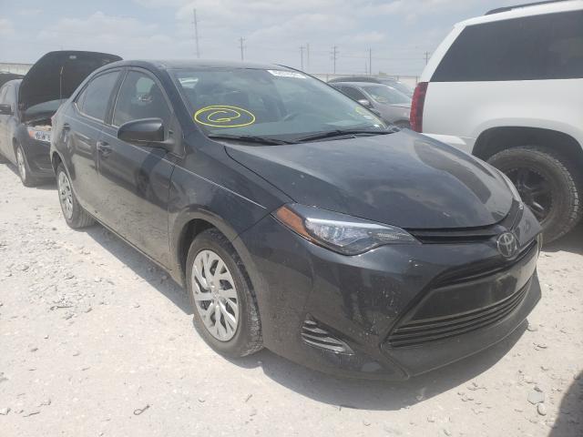 Vehiculos salvage en venta de Copart Haslet, TX: 2017 Toyota Corolla L