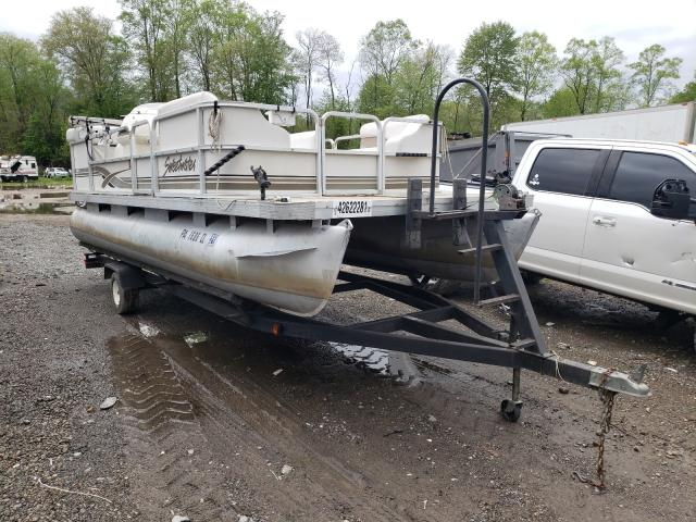 Godfrey salvage cars for sale: 2001 Godfrey Boat With Trailer
