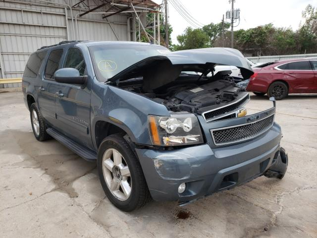 Salvage cars for sale from Copart Corpus Christi, TX: 2009 Chevrolet Suburban C