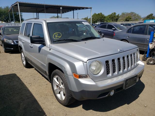 2011 JEEP PATRIOT SP 1J4NT1GA8BD171375