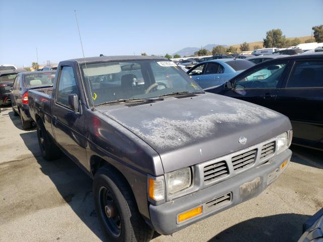 Nissan Truck Base salvage cars for sale: 1996 Nissan Truck Base