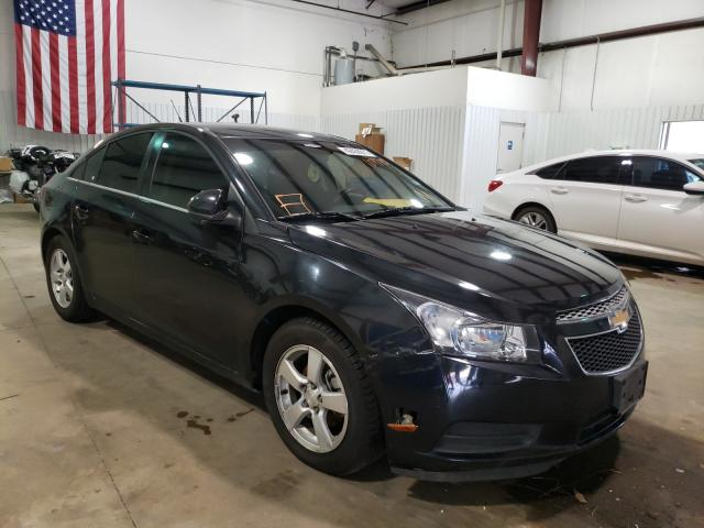 Salvage cars for sale from Copart Lufkin, TX: 2014 Chevrolet Cruze LT