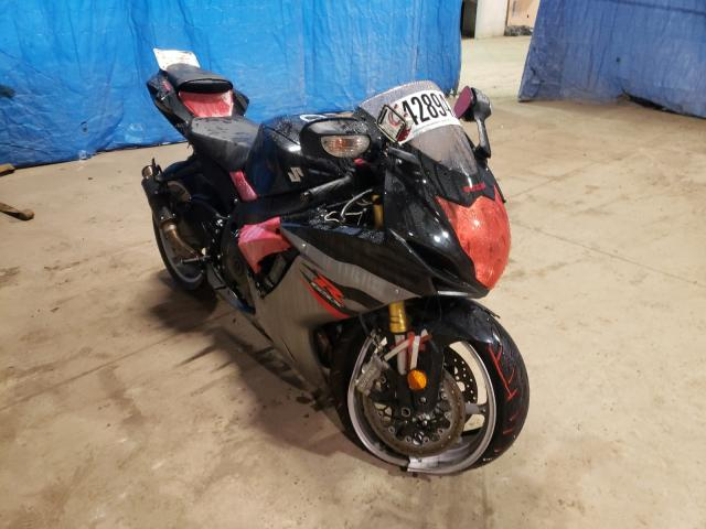 Salvage motorcycles for sale at Columbia Station, OH auction: 2018 Suzuki GSX-R750