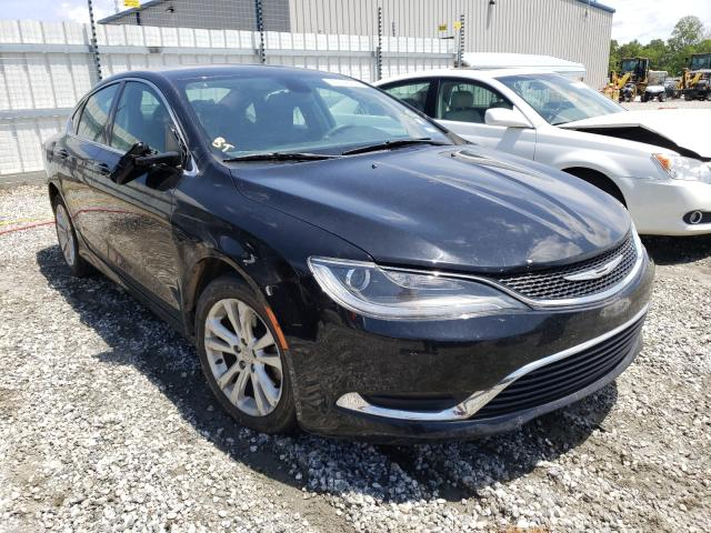 2015 Chrysler 200 Limited for sale in Spartanburg, SC