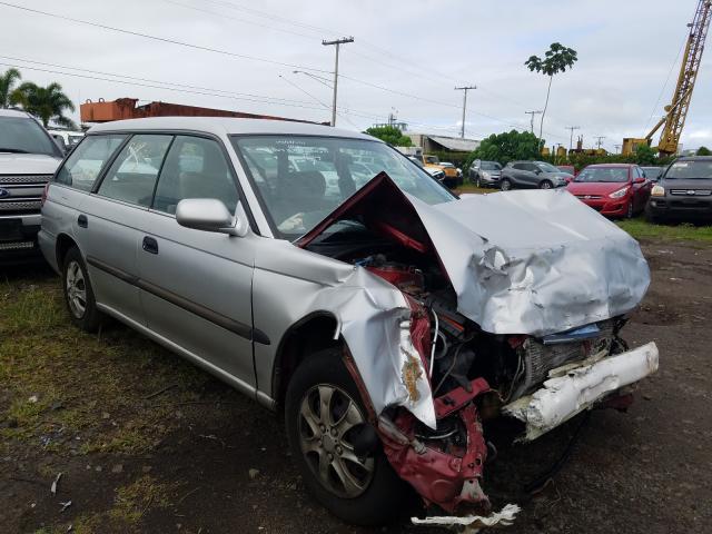 Salvage cars for sale from Copart Kapolei, HI: 1995 Subaru Legacy BRI
