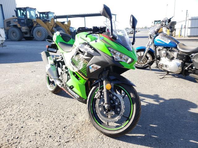 2020 KAWASAKI EX400 JKAEXKH15LDA70114