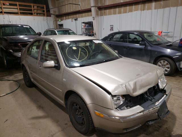 Salvage cars for sale from Copart Anchorage, AK: 2005 Volkswagen Jetta GL