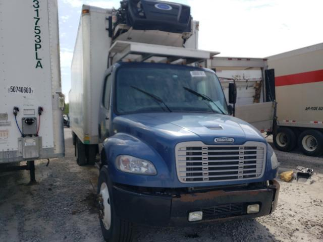 Salvage cars for sale from Copart Tulsa, OK: 2016 Freightliner M2 106 MED