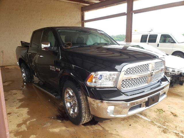 Salvage cars for sale from Copart Tanner, AL: 2017 Dodge 1500 Laram