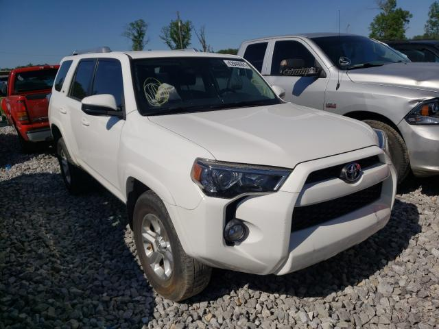 Salvage cars for sale from Copart Montgomery, AL: 2014 Toyota 4runner SR