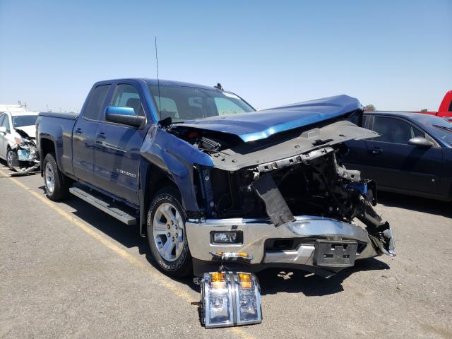 Vehiculos salvage en venta de Copart Sacramento, CA: 2015 Chevrolet Silverado
