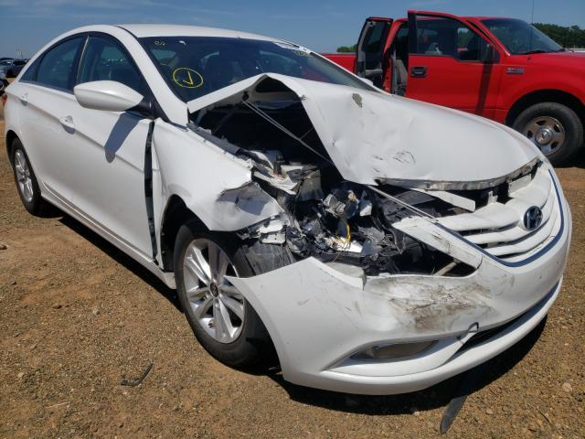 Salvage cars for sale from Copart Longview, TX: 2013 Hyundai Sonata GLS